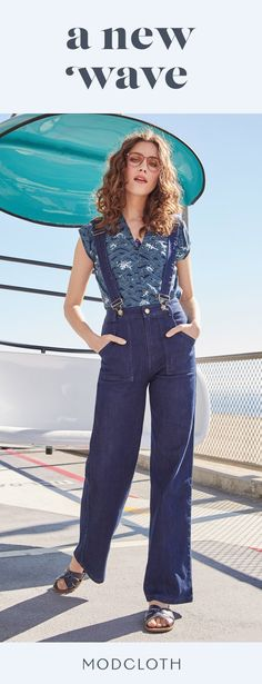 Upgrade your outfit with too-cute rompers and jumpsuits perfect for the season | ModCloth