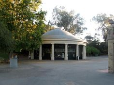 Golden Gate Park Carousel: