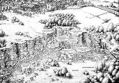 Soturikissojen maailmaa kuvataan kirjoissa tietysti myös karttojen avulla.