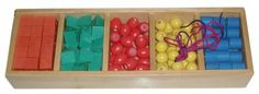 Mainan Ronce 150 - Mainan Edukatif Anak http://pelangitoys.com/mainan-meronce/ronce-150-kotak-panjang