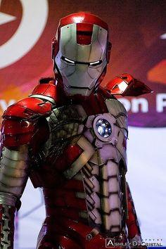 Iron Man Cosplay SICK