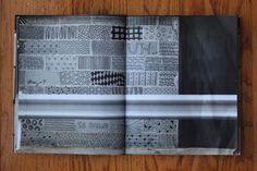 Katie Licht - patterns in my Walls notebook / doodle book #sketchbook #notebook #patterns
