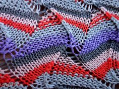 Осинка Rainbow Cardigan, Zig Zag Pattern, Missoni, Tricks, Chevron, Knit Crochet, Knitwear, Knitting Patterns, Blanket