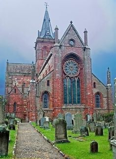 St Magnus Cathedral, Scotland