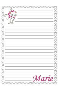 Meninos, meninas, todos amam seus desenhos. Pensando nisso nós preparamos este post com os melhores papeis de carta da Disney para imprimir. Confira: