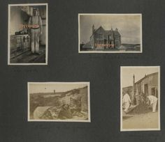 Orkney Islands ww1 Military RMA Photograph Album Scotland Hoy Stromness Vintage Photographs, Vintage Images, Chatham Dockyard, Sheffield City, Orkney Islands, Photograph Album, World War One, Old Photos, Scotland