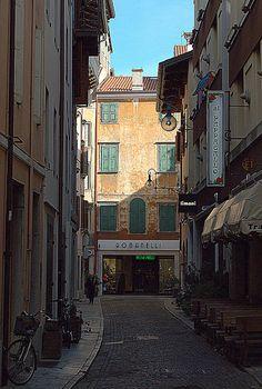 Udine, Friuli-Venezia Giulia, Italy Una delle mie osterie preferite...