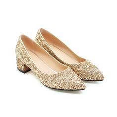 Mid Heel Shoes, Shoes Heels, Burgundy Heels, Women's Pumps, Pu Leather, Size Chart, Fat, Platform, Products