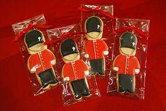 Gateaux Inc - British Grenadier soldiers