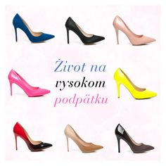 Život na vysokom podpätku by nanohy on Polyvore Louboutin Pumps, Christian Louboutin, Outfit, Heels, Polyvore, Fashion, Outfits, Heel, Moda