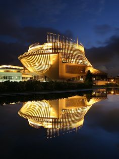 Montreal Casino - Montreal, Quebec.  Yes, we would have fun photographing this!