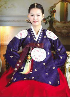 Hanbok, the traditional Korean dress