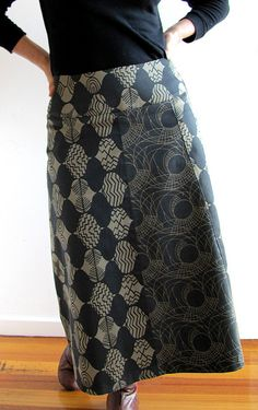 You Sew Girl A line skirt  http://curlypops.bigcartel.com/product/you-sew-girl-a-line-skirt-pattern