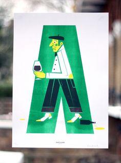 Beer Letters - Alec Doherty