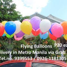 Flying Balloon, Led Balloons