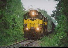 RailPictures.Net Photo: ASAB 510 Atlanta & St. Andrews Bay Railroad EMD GP38-2 at Grimes, Alabama by Doug Kroll