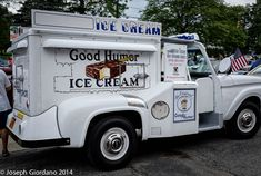 Good Humor – The Visual Chronicle Ice Cream Man, Best Ice Cream, Good Humor Man, Good Humor Ice Cream, Detroit Motors, New York Street, Childhood Memories, Coney Island, Food Trucks