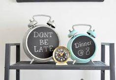 Image result for upcycled vintage alarm clock