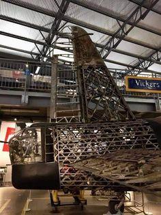 Wellington Bomber, Tower, Building, Planes, Trains, Automobile, Airplanes, Car, Rook