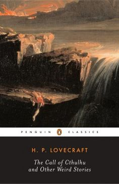 Something about Lovecraft... He made the world a better place. He is the sci-fi Poe. I love it!