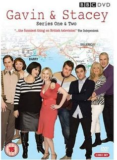 Gavin and Stacey - is well lush and I knows its. Nessa totally is my idol.