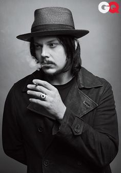 """Jack White. From the White Stripes to the Raconteurs to the Dead Weather...Jack just keeps on rockin' and making killer music with clever lyrics. One my favs, """"Sea of Cowards"""" CD by the Dead Weather! check it out!!"""