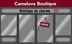 Camelove Boutique s'est spécialisée dans les produits pour adultes ;p