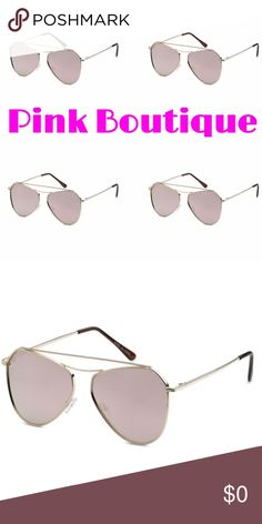 🍂COMING SOON Classic Aviator Style Classic Aviator Style. #Metal Sunglasses #Flat Lens Accessories Sunglasses