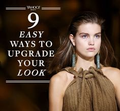 Sometimes, instead of a whole new you, you just want to upgrade your look. We asked some top hairstylists and makeup artists which adjustments we could make for a true upgrade in 2017.