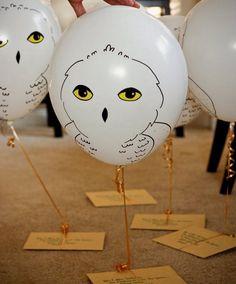 Harry Potter Party Theme Ideas