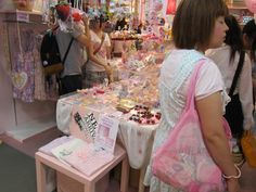 Nile Perch fairy kei store
