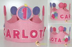 OyoOllo: Corona de cumpleaños