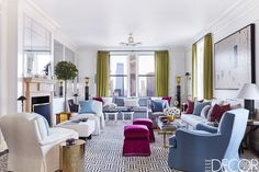 Maria Killam's Trend Forecast for 2021 | Living Room Color Combination, Living Room Color Schemes, Living Room Designs, Furniture Layout, Living Room Furniture, Home Furniture, Living Rooms, Furniture Styles, Furniture Removal