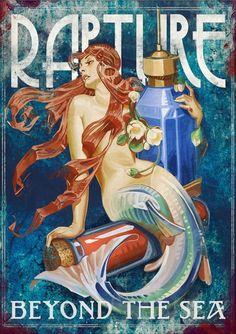 'Rapture: Beyond The Sea' by Jacob Briggs