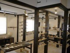 展示室の様子 : 器・UTSUWA&陶芸blog