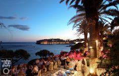 more wedding venues in Croatia at www.WhereWedding.co.uk/croatia/ Excelsior, Dubrovnik, Croatia