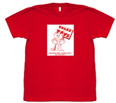 Tales & Toys Unisex T-Shirt on Little Independent.