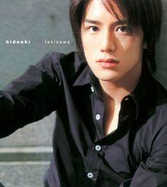 Hideaki Takizawa Beautiful Male Japanese Actors
