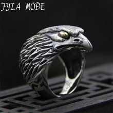 Get The Latest Fashion Jewelry  FYLA MODE 2017 Fashion Wholesale Big BIKER MEN's S925 Sterling Silver Black Heavy Metal Eagle Head Ring 34mm Width 24G PBG037     Buy Jewelry At Wholesale Prices!     FREE Shipping Worldwide     Buy one here---> http://jewelry-steals.com/products/fyla-mode-2017-fashion-wholesale-big-biker-mens-s925-sterling-silver-black-heavy-metal-eagle-head-ring-34mm-width-24g-pbg037/    #red_bottom_shoes #men'sjewelry