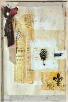 Creating With Resin Paper / Art Journaling