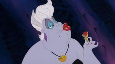 Villain Spotlight Series - Ursula - The Little Mermaid - Lipstick