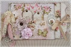 Amy's Pretty Papers: Guest Designer for ***LemonCraft*** papers by Anna Zaprzelska