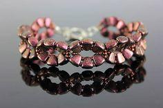 Beaded bracelet with nib-bit beadshttps://www.sashe.sk/kacenkag/detail/purple-nib