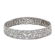 Diamond Choker Necklace in Platinum #501998 ❤ liked on Polyvore featuring jewelry, necklaces, chokers, platinum necklace, choker necklace, diamond jewellery, platinum jewelry and diamond necklace