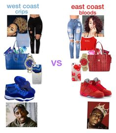 """""""🔴🔵"""" by makaelahangelah on Polyvore featuring NIKE, Vita Coco, MCM, Rolex, Casetify, Luv Aj and Forever 21"""