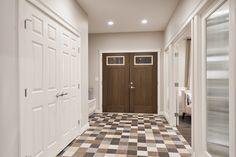 Entrance / Foyer Aspen Wood, Entrance Foyer, Mirror, Bathroom, Woods, Furniture, Home Decor, Washroom, Bath Room