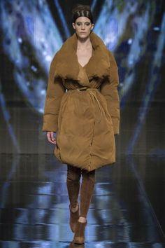 Donna Karen Fall 2014 coat