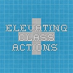 Elevating Class Actions App, Apps