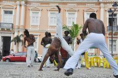 Capoeira de Rua – Terreiro de Jesus/Centro Histórico. Foto: Rita Barreto