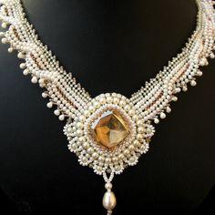 Cielo beadwork - Lovely! Exquisite work!